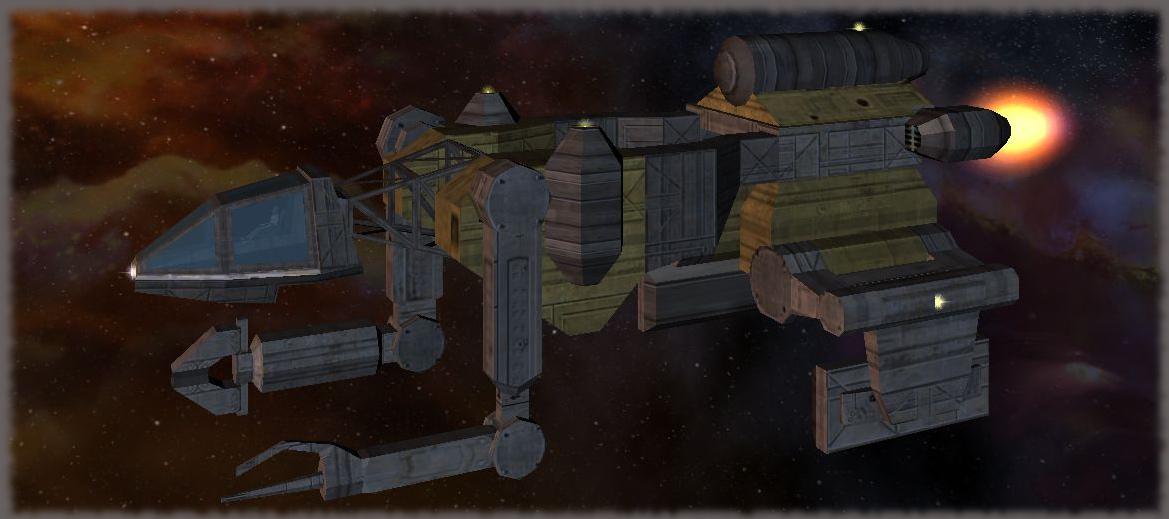 Repair ship