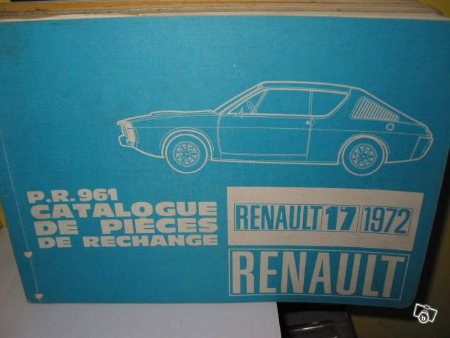 Catalogue piece auto gratuit