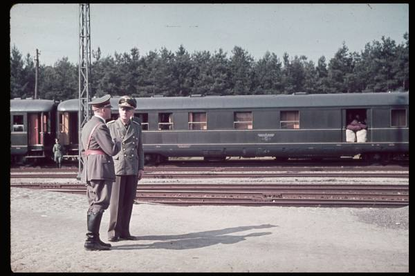 Hitler S Train Cars Museum