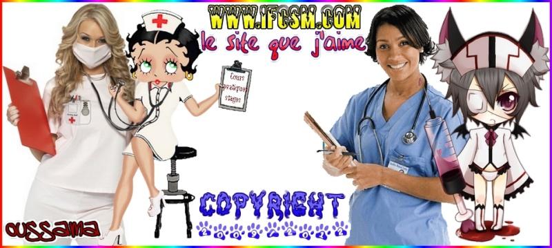 Forum, Cours, Pratique, TD, stage des étudiants infirmiers au Maroc, France, Canada, Algerie.