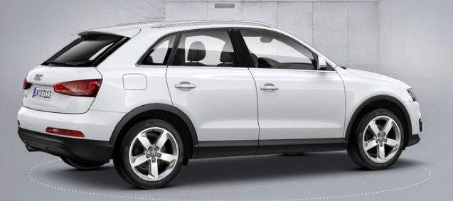audi q3 ambition luxe 2 0 tfsi quattro s tronic. Black Bedroom Furniture Sets. Home Design Ideas