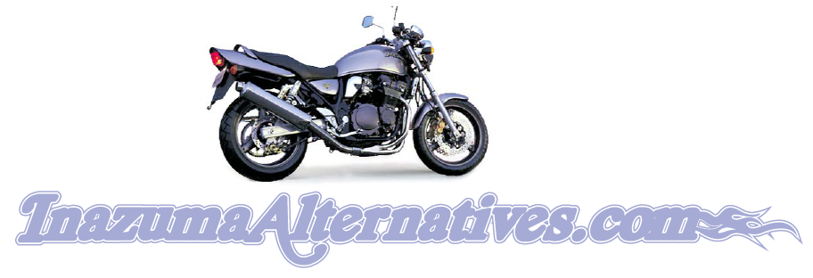 Forum moto GSX Inazuma Alternatives