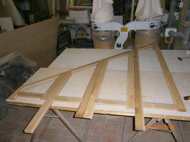 ma m thode pour placards coulissants sous escalier. Black Bedroom Furniture Sets. Home Design Ideas