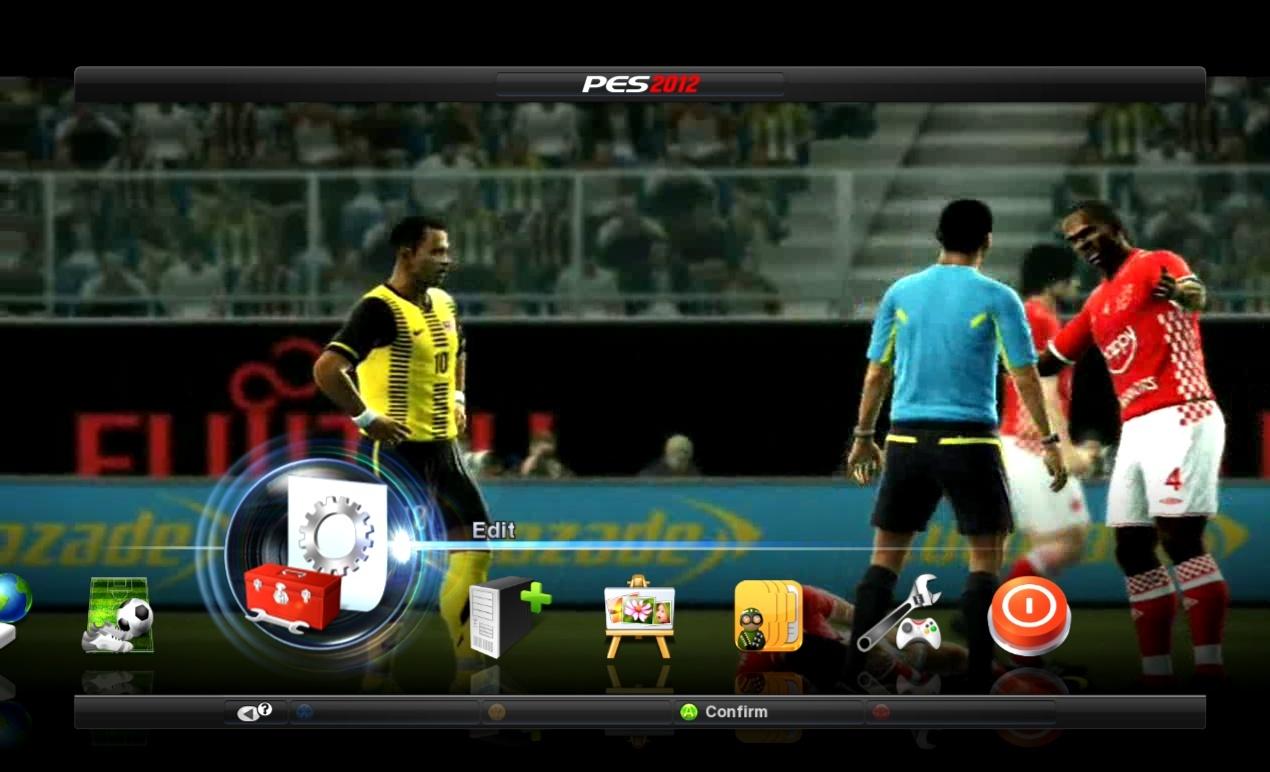 PES 2012 PES-1Malaysia com Mod V2 0 - Pro Evolution Soccer 2012 at