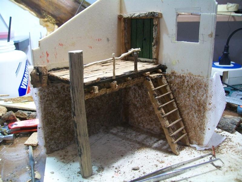 Il presepe diario di costruzione n 3 nostromo61 for Costruzione di un soppalco nel garage