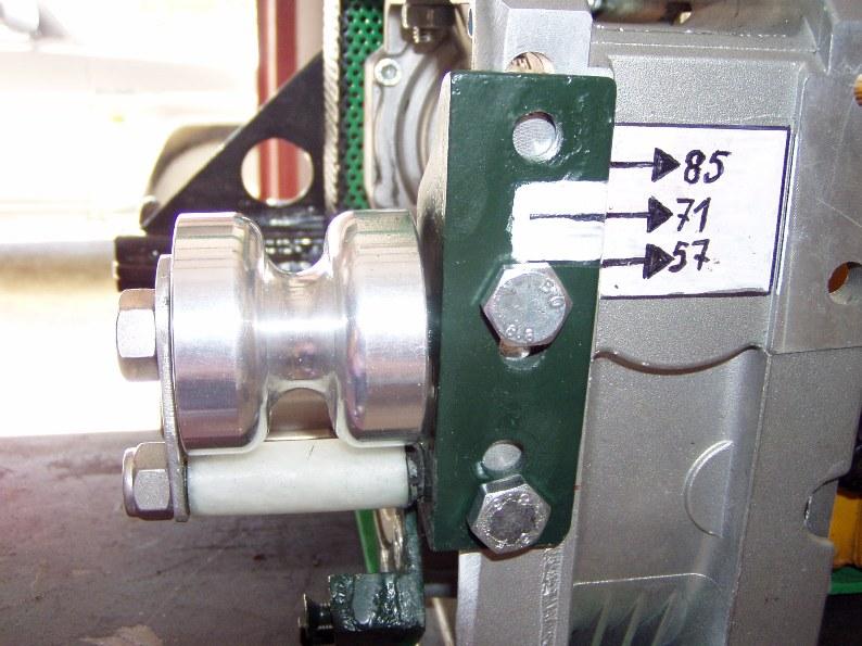 Motosega verricello pagina 14 for Scivolo in ferro usato