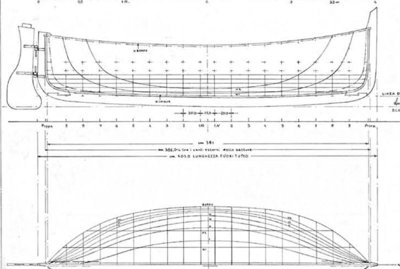 Aiuto per la costruzione di un gozzo da piani pippolino for Come disegnare piani di costruzione