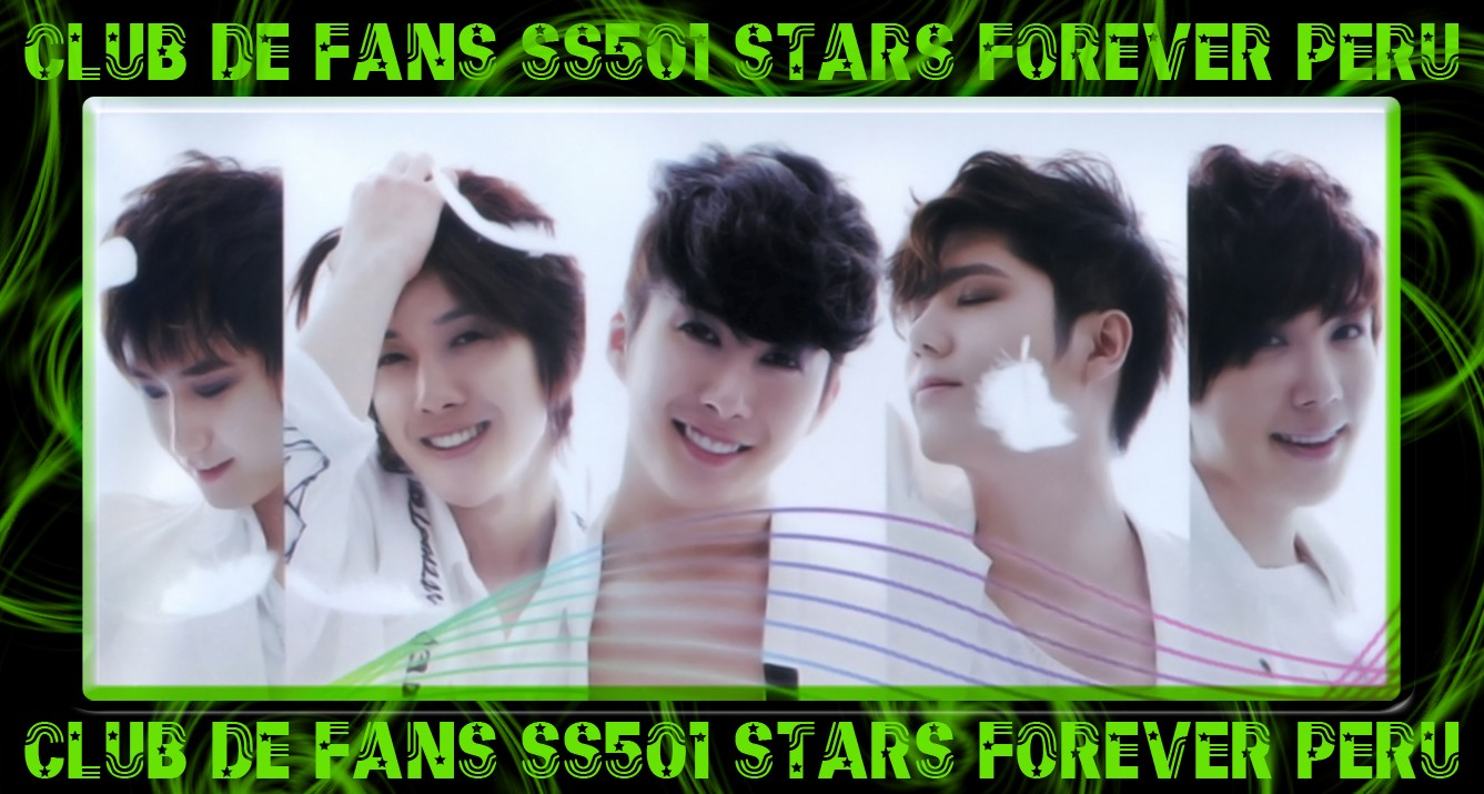 SS501 Stars Forever Peru