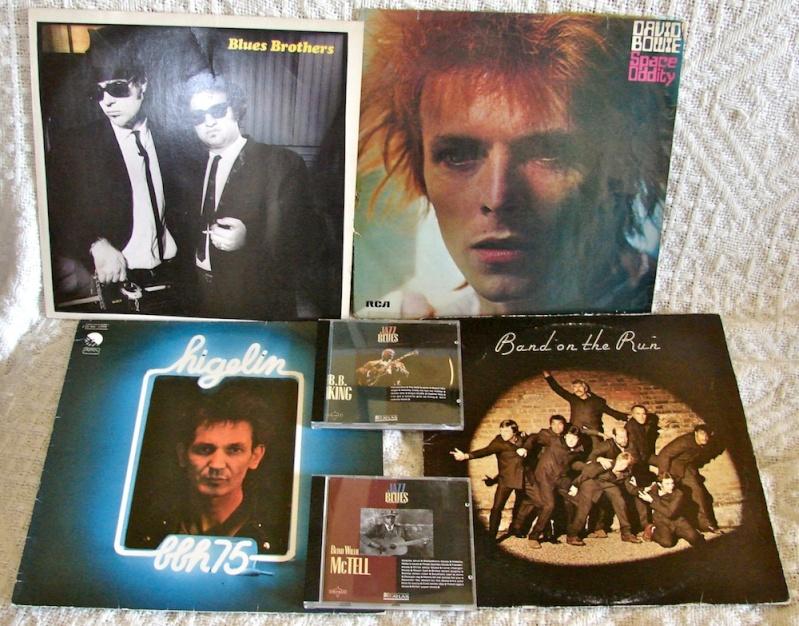 des disques
