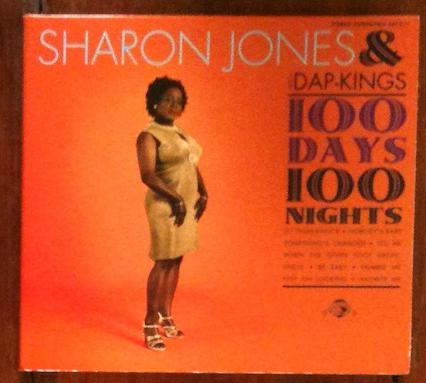 Sharon Jones - 100 Days 100 Nights - cover cd