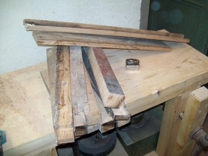 Un petit tabouret - Fabriquer un tabouret en bois ...