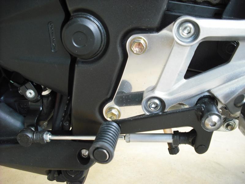 Shift pedal Adjustment? - Honda CBR250R Forum : Honda CBR 250 Forums