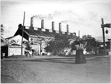 Fotos antiguas de sevilla for La fabrica del mueble sevilla
