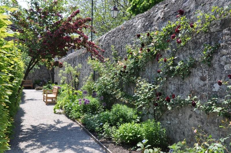 Le jardin des cinq sens yvoire france for Jardin 44 des 5 sens
