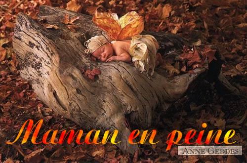 Maman en peine: forum sur la dépression post partum et le babyblues
