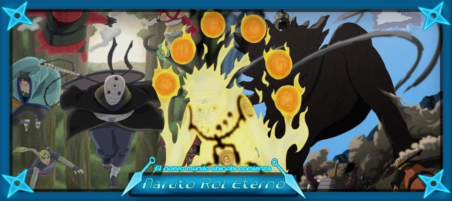 Naruto Rol Eterno