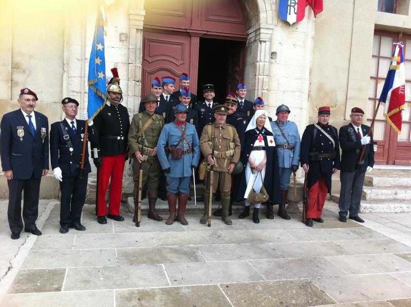 Ceremonie du 11 novembre a eguilles bouches du rhone for Ca bouche du rhone