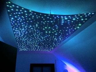 Kit fibre optique ciel toil led for Plafond en fibre optique