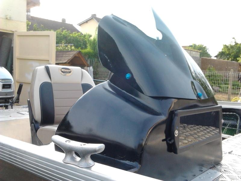 Forum humminbird :: Aménagement de mon Smartliner 150 ... on