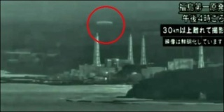 ufologie centrale nucléaire de Fukishima Daiichi Japon tsunami observation d'ovni forum objet volant non identifié avril 2011
