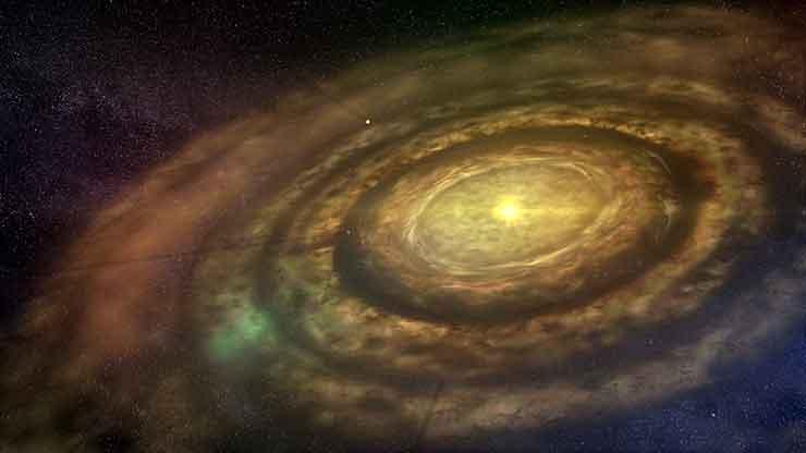 La formación de pequeños mundos similares a la Tierra antes se cree que se producen en su mayoría alrededor de estrellas ricas en elementos pesados como el hierro y el silicio.