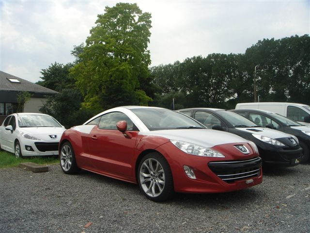 peugeot rcz forum amber red 200thp member 39 s gallery. Black Bedroom Furniture Sets. Home Design Ideas
