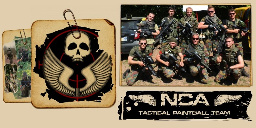 NCA Tactical Paintball Team
