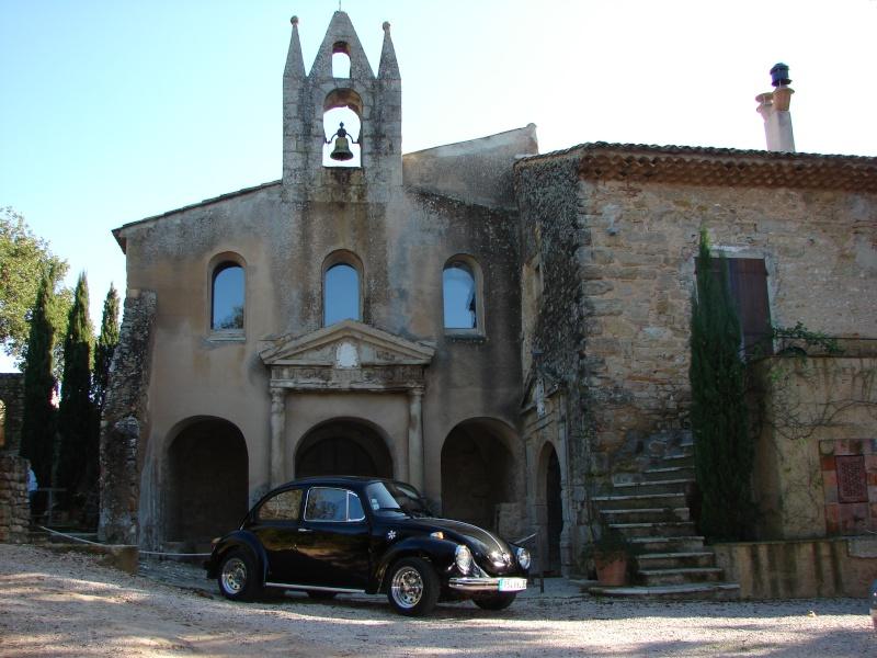 Convento de los mínimos de Pourrières