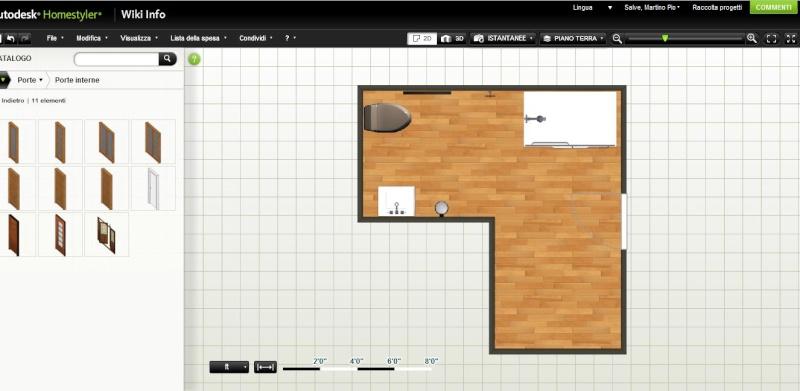 Realizzare la propria casa dei sogni in 2d e 3d for Disegnare piani di casa 3d online gratuitamente
