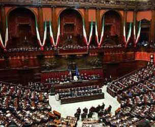 Il parlamento potere legislativo for Numero deputati e senatori italiani
