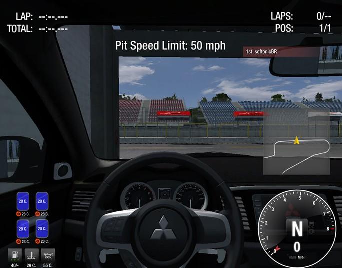 Simulatore auto da corsa simraceway wiki giochi for Giochi di macchine da corsa