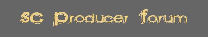 SC Producer Forum