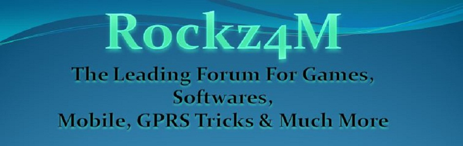 Rockz4m - Games, Softwares, Tricks And Much More