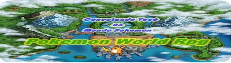 Pokemon World rpg online