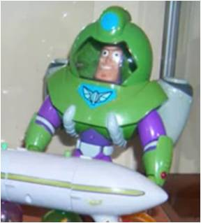 u command buzz lightyear instructions