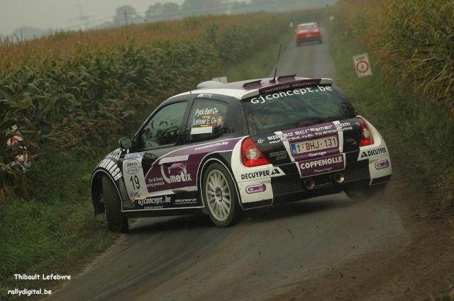 Bert Smith Porsche >> Rally van Wervik - 09 juin 2012