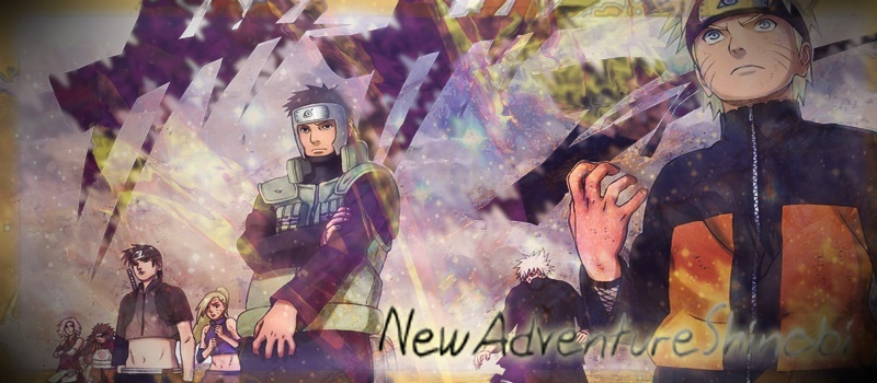 •~New Adventure Shinobi~•