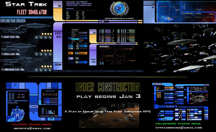 Star Trek Fleet Simulator