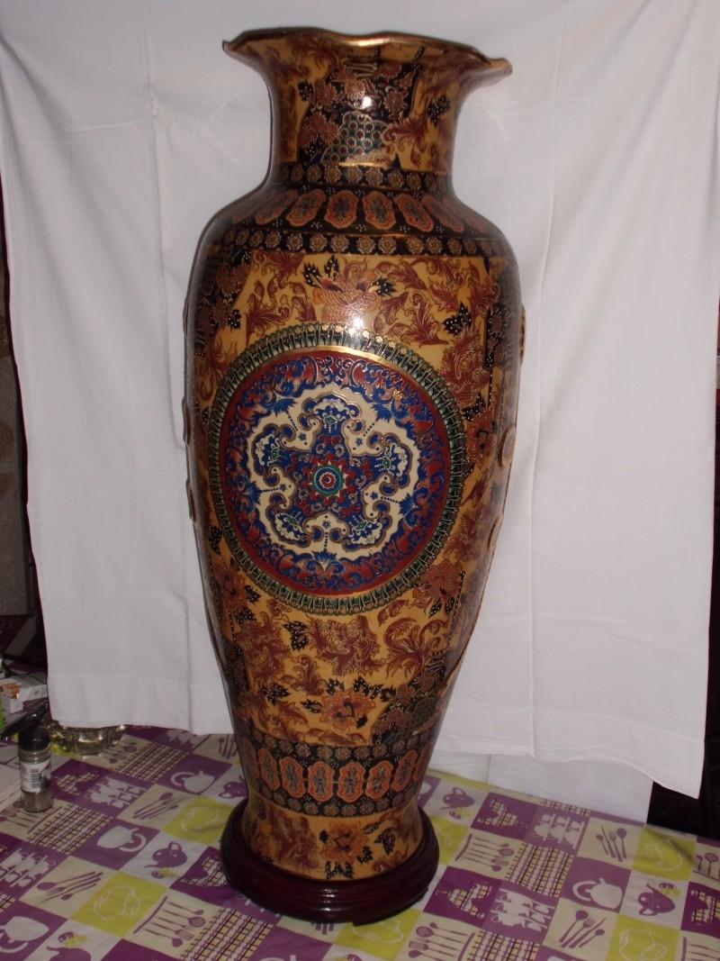 grand vase satsuma. Black Bedroom Furniture Sets. Home Design Ideas