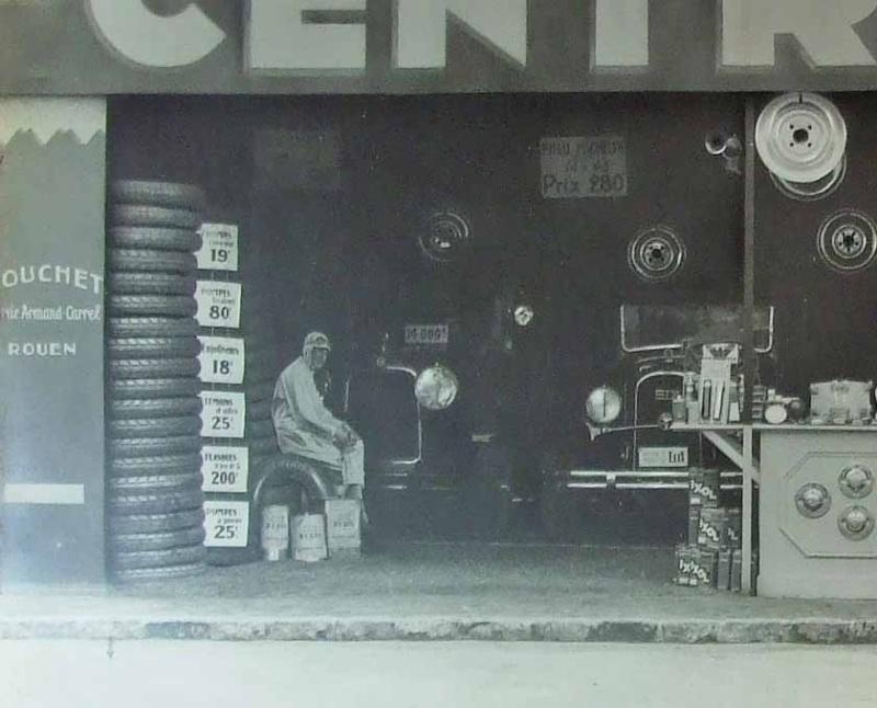 Garages citro n avant guerre page 2 for Garage citroen vire 14