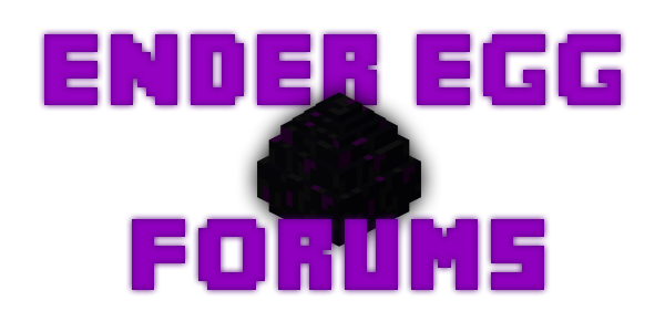 EnderEgg Forums