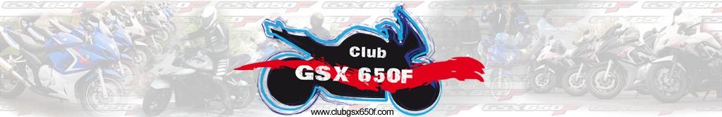 Club Suzuki Gsx 650 F