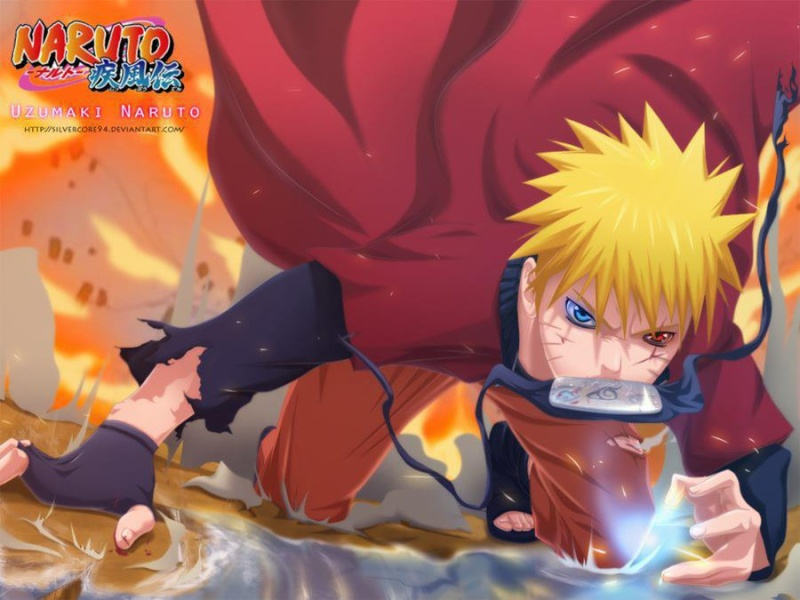 Naruto Memories of the Soul