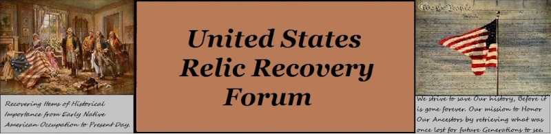 United States Relic Recovery Forum