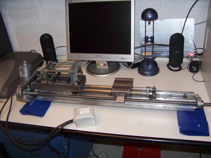 Tornio con copiatore per legno terminato for Cerco tornio