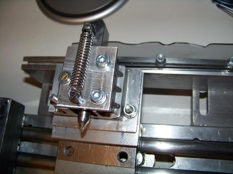 Tornio con copiatore per legno terminato pagina 2 for Tornio per legno con copiatore usato
