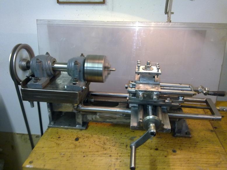 Mini tornio damatomacchine mini tornio per metalli for Tornio modellismo