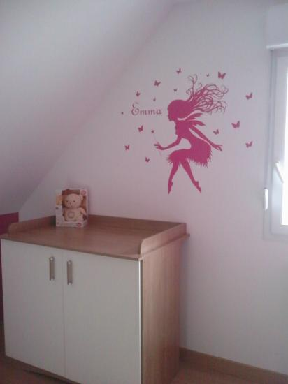 Stickers Chambre Bebe Jaune Gris : Deco Chambre Bebe Fille Rose Et Gris Pictures to pin on Pinterest