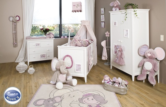 Chambre b b am nagement et d co page 2 for Deco ourson chambre bebe