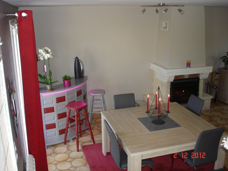 Couleur peinture salon salle a manger maison design for Peinture salle a manger